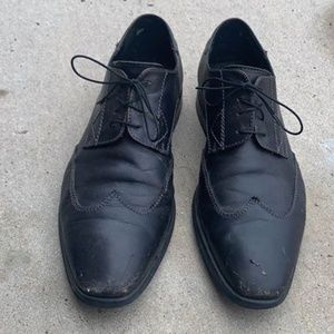 Kenneth Cole Oxford Shoes Sz 10.5